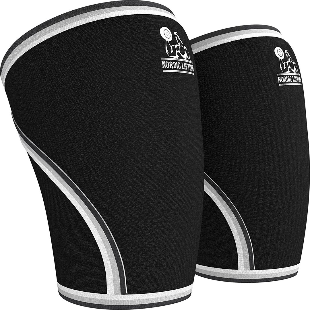 Nordic Lifting Knee Sleeves (1 Pair) Support And Compression