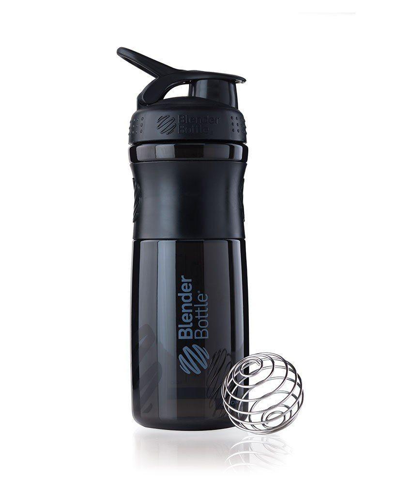 BlenderBottle SportMixer Tritan Grip Shaker Bottle
