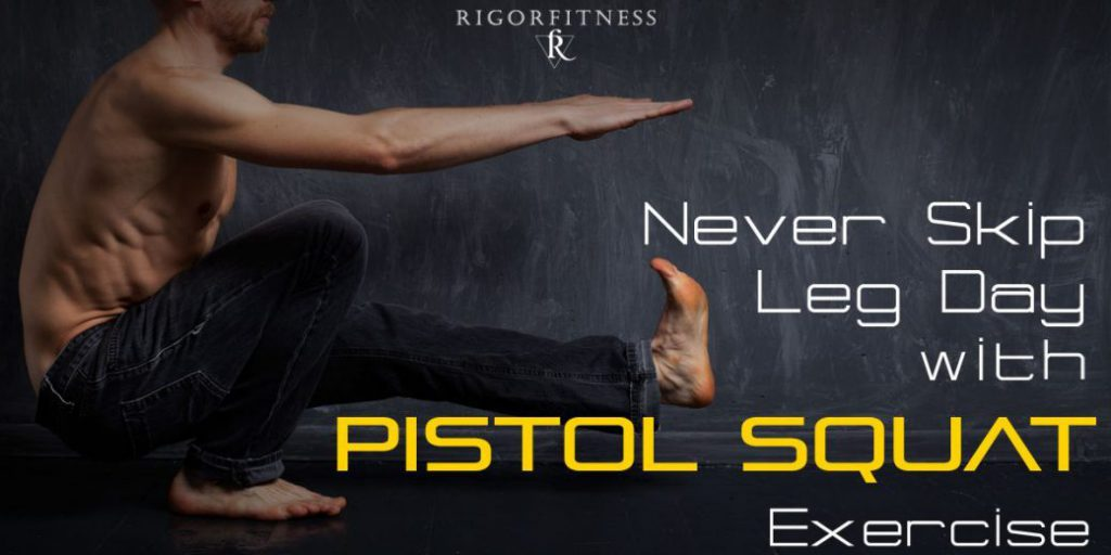 Pistol squat benefits feature iamge