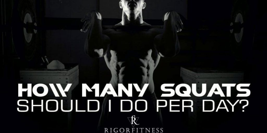How many squats should I do per day feature image