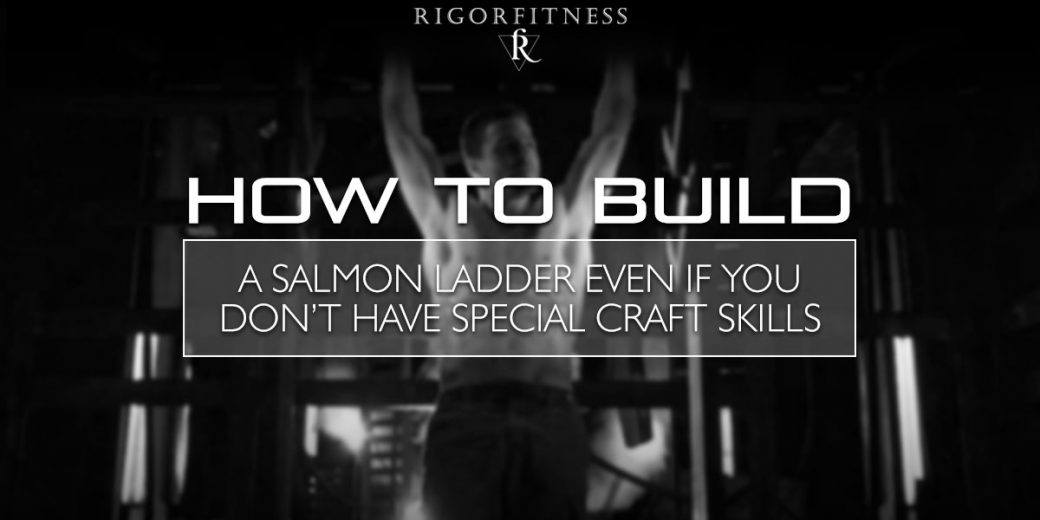How To Build A Salmon Ladder Even If You Don T Have Special
