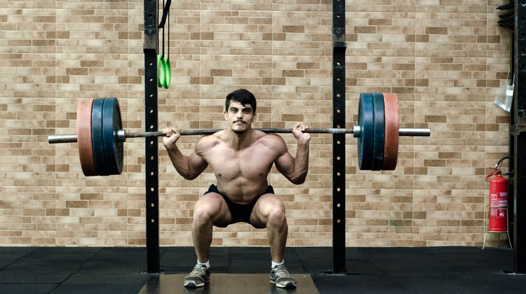 Heart-Pumping Shoulder Exercises With Barbell