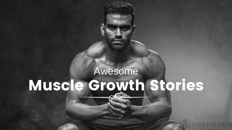 Muscle Growth Stories