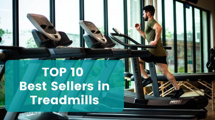 TOP 10 Best Sellers in Treadmills