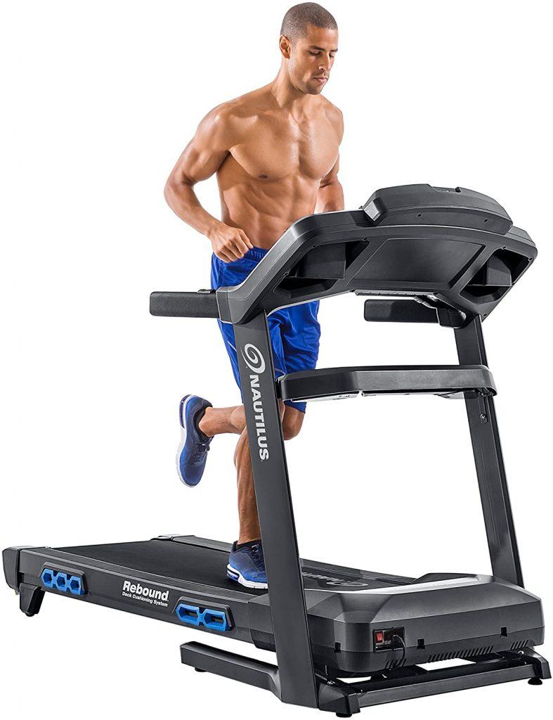 Nautilus Series Treadmill