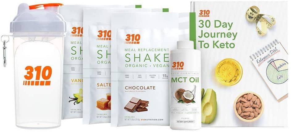 310 Nutrition Starter Kit For The Keto Diet
