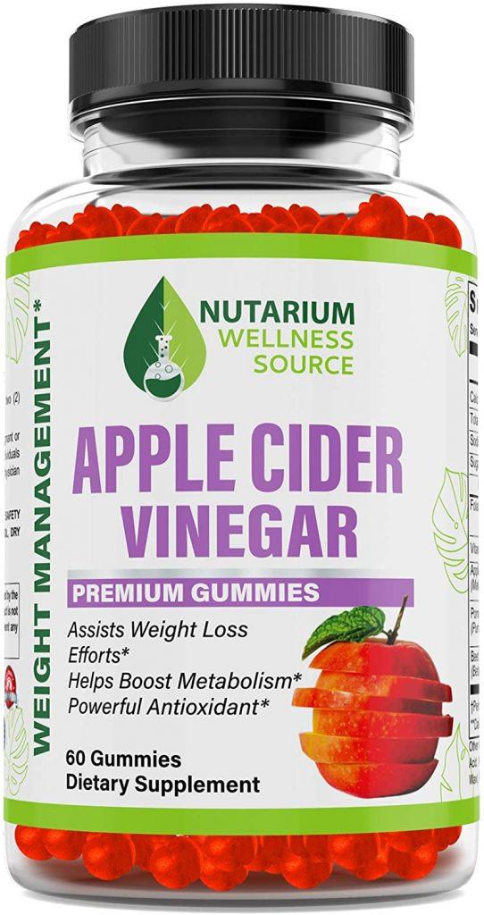 Apple-cider Vinegar Alkaline Diet Gummies