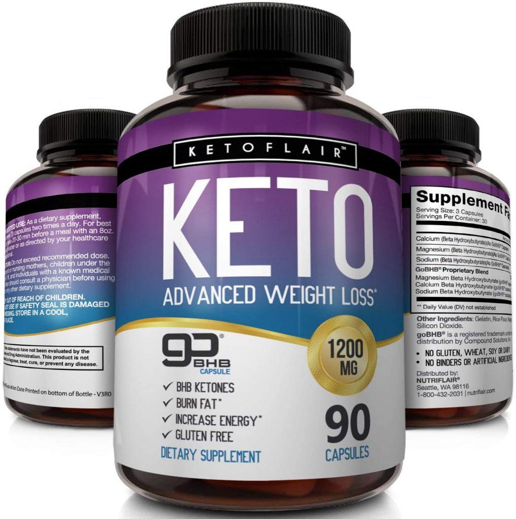 Premium Ketosis Supplement Keto Diet Boost Pills