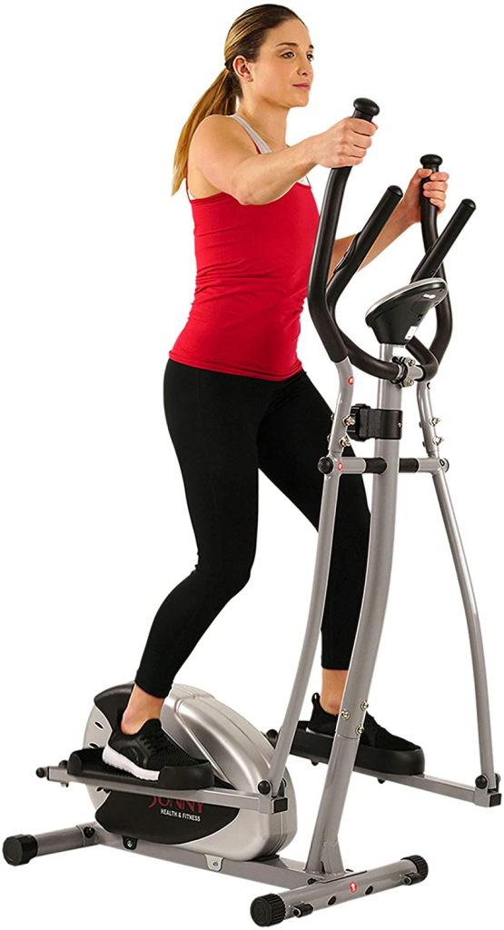 Sunny Health And Fitness Elliptical Machine