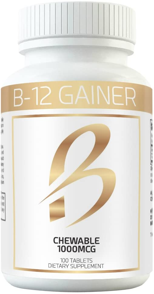 B-12 Chewable Weight Gain Pills