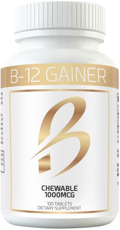 B-12 Chewable Weight Gainer Pills