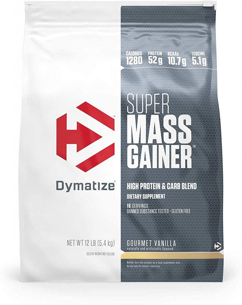 Dymatize 1280 Calories Mass Gainer Powder