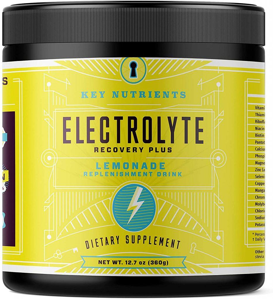 Electrolyte Powder Replenishment Calcium Drink Mix