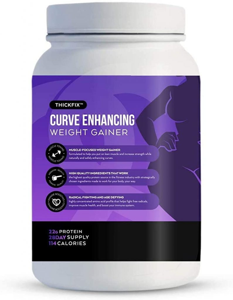 Gluteboost ThickFix Weight Gainer Curve Enhancing