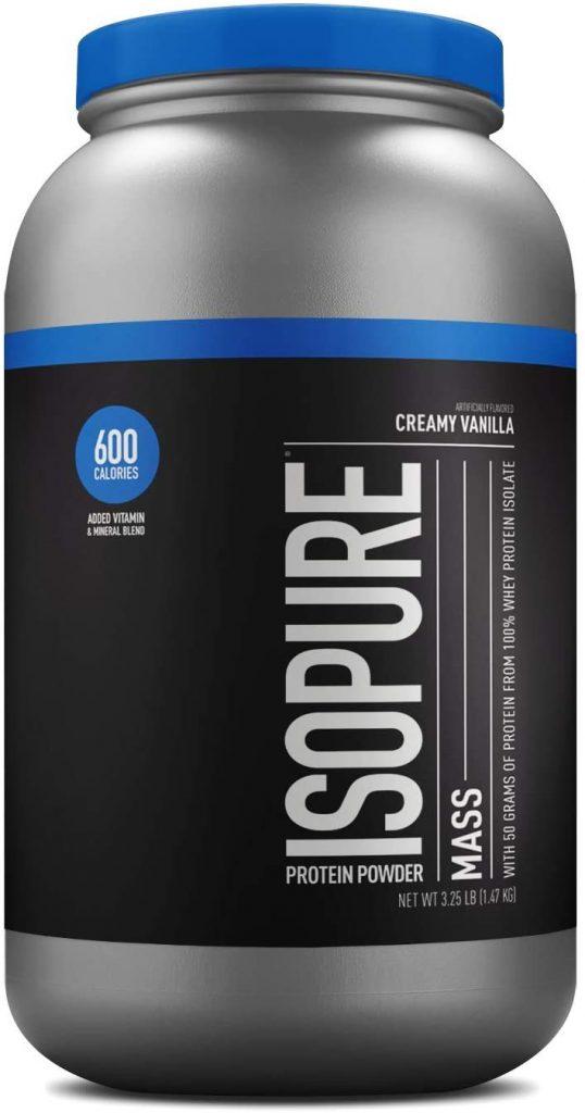 Isopure 600 Calories Immune Support