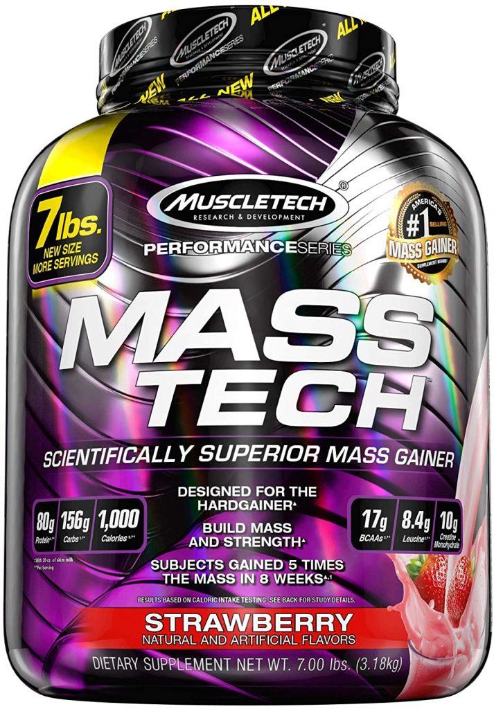 Mass Gainer MuscleTech Protein Powder