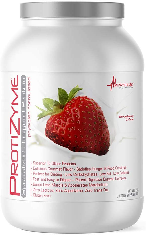 Metabolic Nutrition High Protein Creme