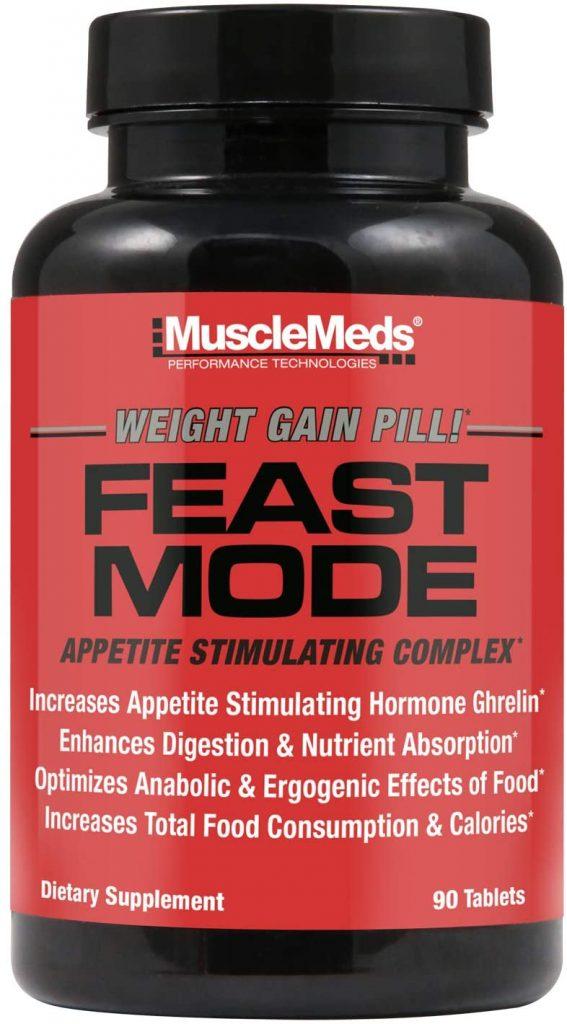 MuscleMeds Appetite Stimulant Feast Mode pills