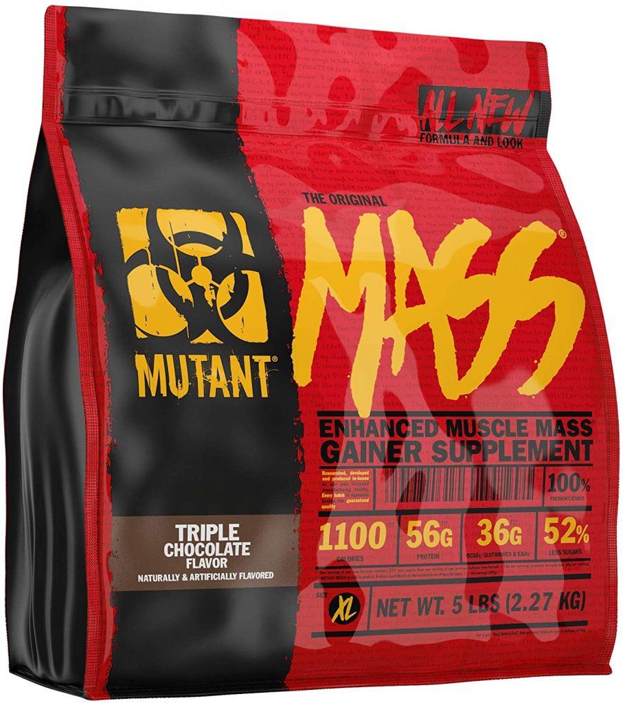 Mutant Mass Calories Weight Gainer Powder