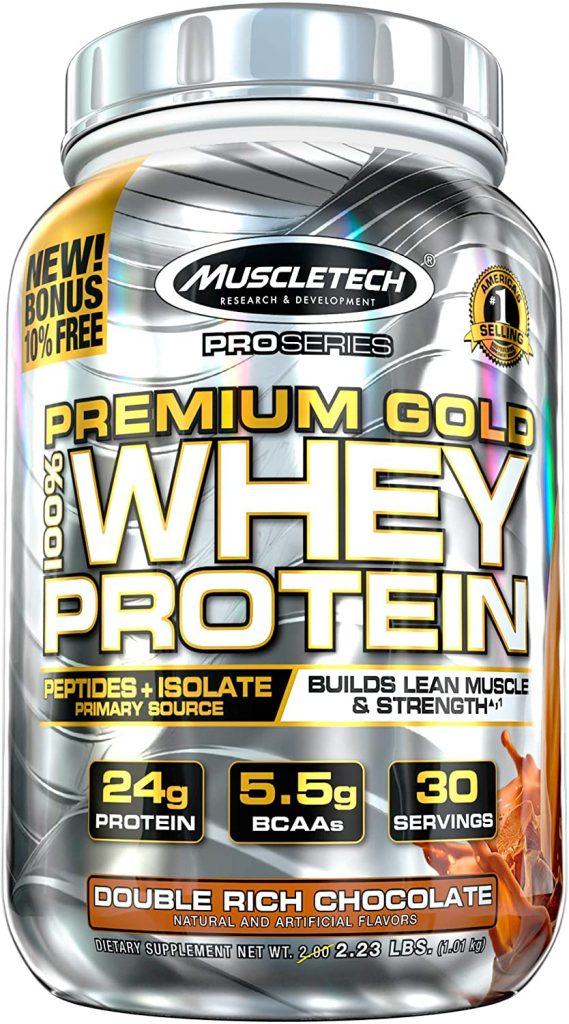 Whey Chocolate Protein Powder