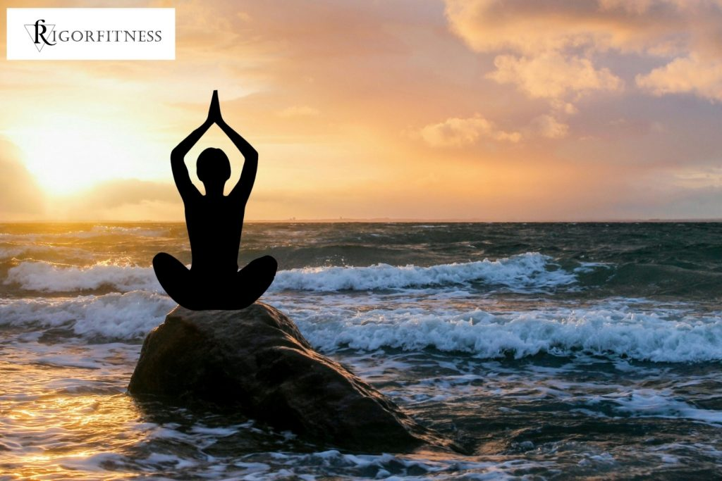Inspiring Yoga and Fitness Advertisements